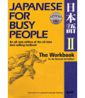 Japanese for Busy People 2. The Workbook (Revised 3rd. Edition)- Incluye CD