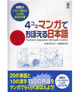 Practical Japanese Through Comics (Buch 2)
