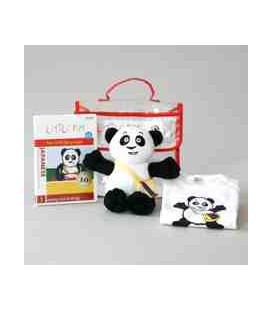 Little Pim Japanese Intro Pack-Gift (1 DVD+ Kuscheltier + Tüte + T-Shirt)