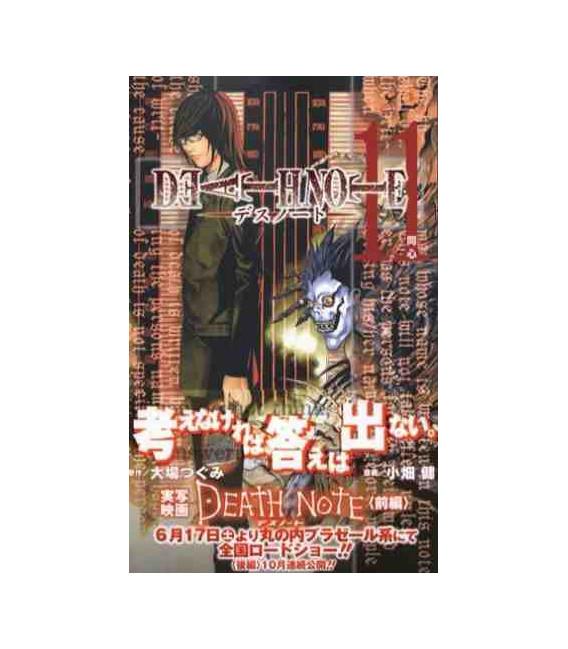 Death Note (Vol 11.)