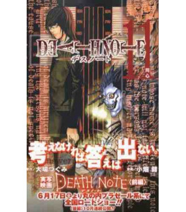 Death Note (Vol 11.)