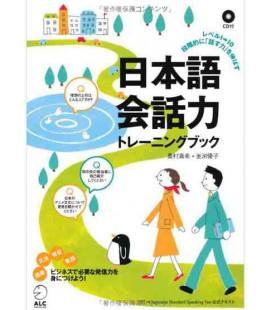 Gespräch auf Japanisch - Nihongo Kaiwaryoku (Buch + CD)
