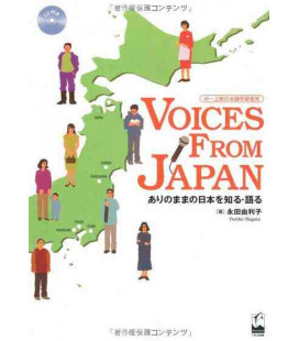 Voices from Japan (enthält eine CD)