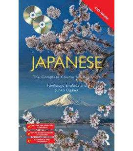 Colloquial Japanese The Complete Course for Beginners, 3rd Edition (Buch + CD)