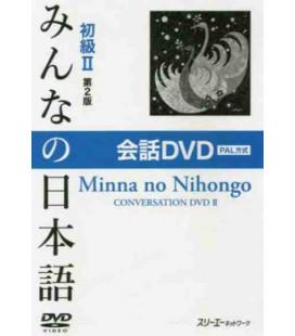 Minna No Nihongo 2- Kaiwa DVD PAL- (2. Auflage)