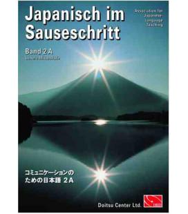 Japanisch im Sauseschritt 2A- Untere Mittelstufe. Modernes Lehr- und Übungsbuch.
