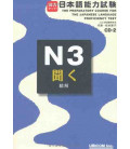 The Preparatory Course for Japanese Proficiency Test (Nôken 3) Listening- Incluye 2 CD