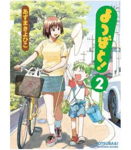 Yotsuba&! Vol.2